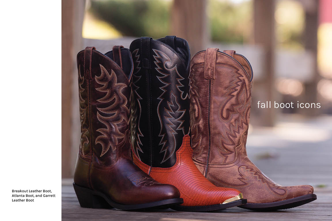 Blame It All On My Boots